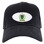 FOURNIER Family Crest Black Cap