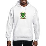 FOURNIER Family Crest Hooded Sweatshirt