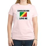 Congolese Men Love Me T-Shirt
