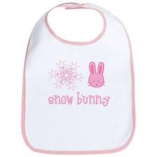 Snow Bunny Bib