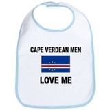 Cape Verdean Men Love Me Bib
