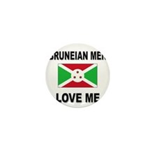 Bruneian Men Love Me Mini Button (10 pack)