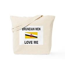 Bruneian Men Love Me Tote Bag