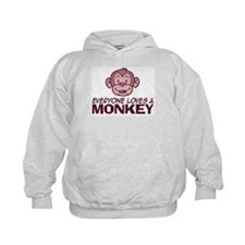 Everyone loves a Monkey Hoodie