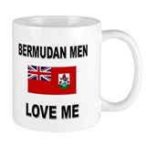 Bermudan Men Love Me Mug