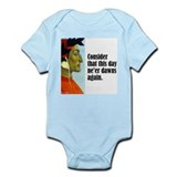 "Dante ""This Day"" Onesie"
