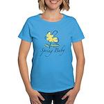The Spring Baby Women's Dark T-Shirt
