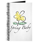 The Spring Baby Journal