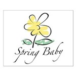 The Spring Baby Small Poster