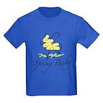 The Spring Baby Kids Dark T-Shirt