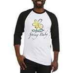 The Spring Baby Baseball Jersey