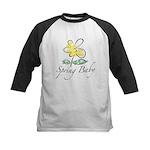 The Spring Baby Kids Baseball Jersey