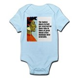 "Dante ""Hottest Places"" Onesie"