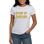 Willy Wonka's Cheer Up Charley Women's T-Shirt