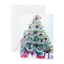 Cute Christmas design Greeting Card