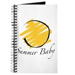 The Summer Baby Journal