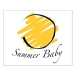 The Summer Baby Small Poster