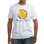 The Summer Baby Fitted T-Shirt