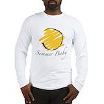 The Summer Baby Long Sleeve T-Shirt