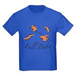 The Fall Baby Kids Dark T-Shirt
