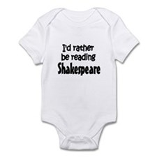 Shakespeare Infant Bodysuit
