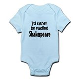 Shakespeare Onesie