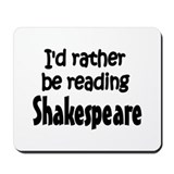 Shakespeare Mousepad