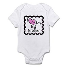 Love Big Brother Onesie