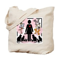 CAT MOM Tote Bag