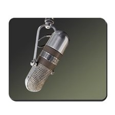 Ribbon Mic Mousepad