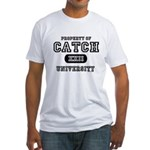 Catch XXII University Fitted T-Shirt