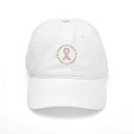 Breast Cancer Support Girlfriend Cap