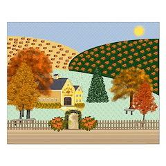 Pumpkin Hollow Unframed Print