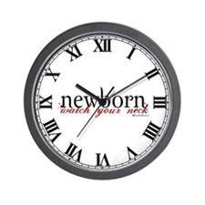 Newborn Wall Clock