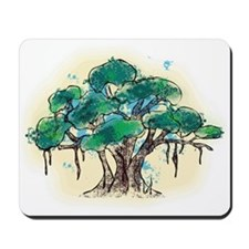 Bodhi Tree Mousepad