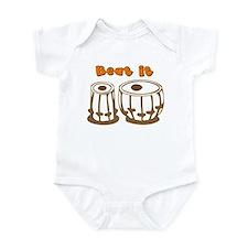 Tabla Beat It Infant Bodysuit