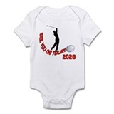 See you on Tour! Funny Golf Onesie