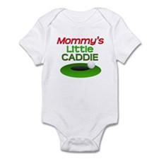 Mommy's Little Caddie Funny Golf Infant Bodysuit