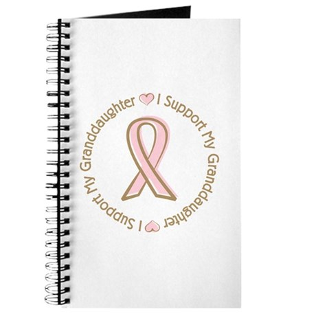 Breast Cancer Support Granddaughter Journal