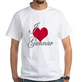 I love (heart) Gunnar Shirt