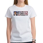OBAMA Vote Democrat Women's T-Shirt