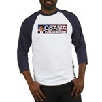 OBAMA Vote Democrat Baseball Jersey