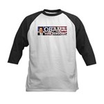 OBAMA Vote Democrat Kids Baseball Jersey