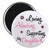 Loving Admiring 1 BC (Daughter) Magnet