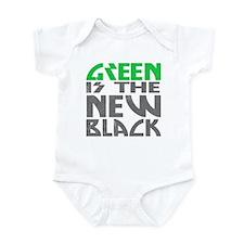 Green is the New Black Infant Bodysuit