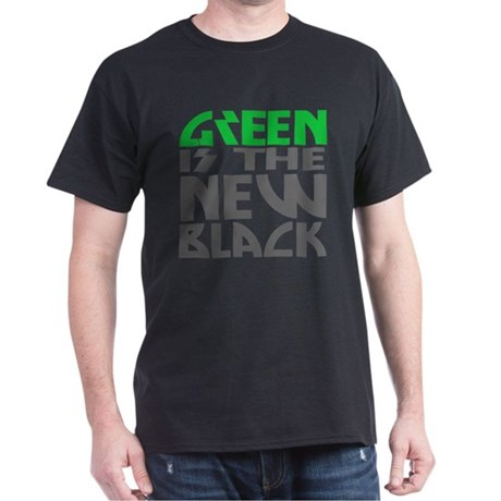 Green is the New T-Shirt
