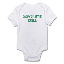 Daddys little Krill Infant Bodysuit