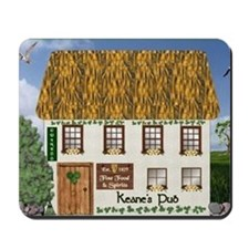 Keane's Irish Pub Mousepad