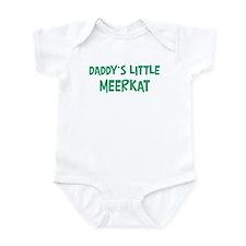 Daddys little Meerkat Onesie