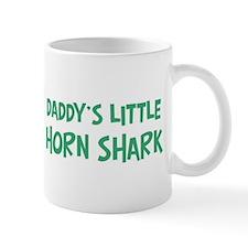 Daddys little Horn Shark Mug